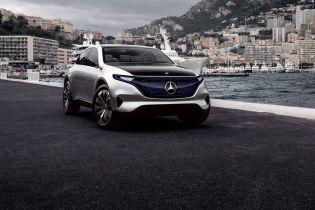 Mercedes готовится выдвинуть свой аргумент против Tesla Model X