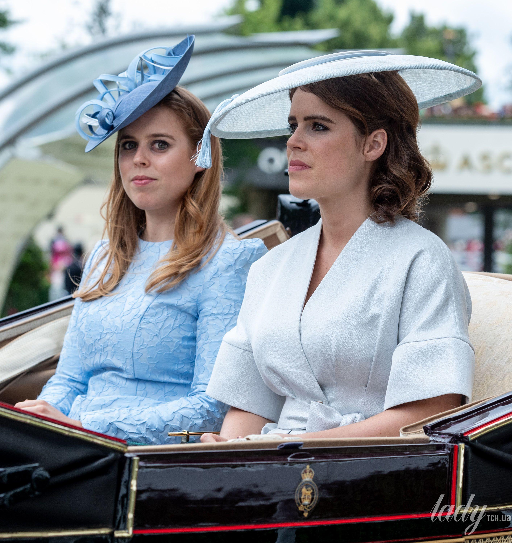 Принцессы Беатрис и Евгения_2