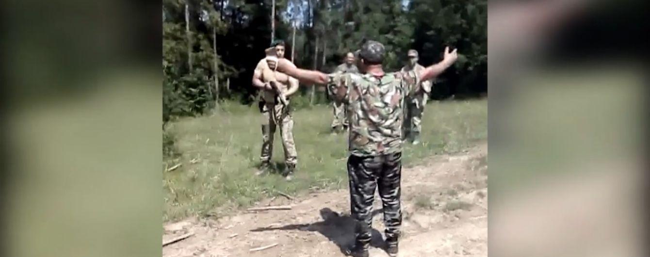 Нападение на пограничный наряд на Буковине. Появилось эксклюзивное видео схватки с селянами