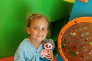 Допоможіть побороти недугу 8-річній Саші