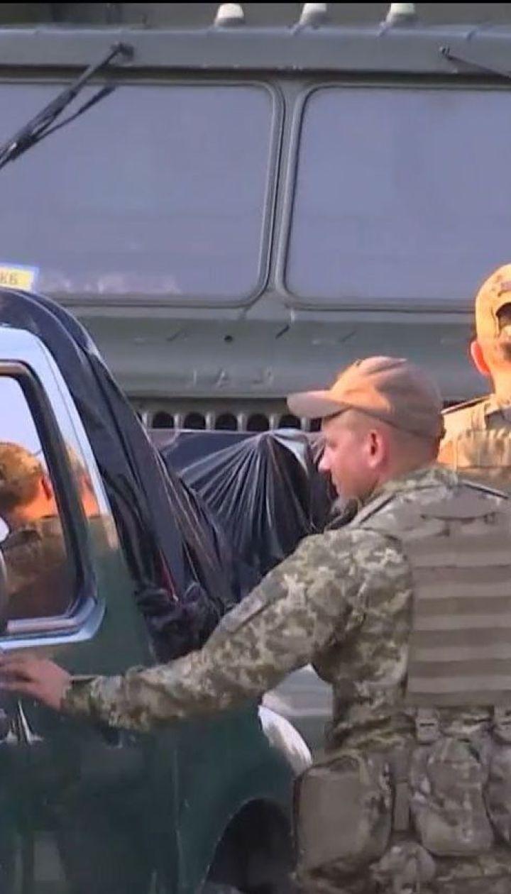 Правоохранители прострелили ногу гражданскому при задержании контрабандистов