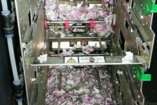 Мыши съели: в Индии голодные грызуны искромсали свыше миллиона рупий в банкомате