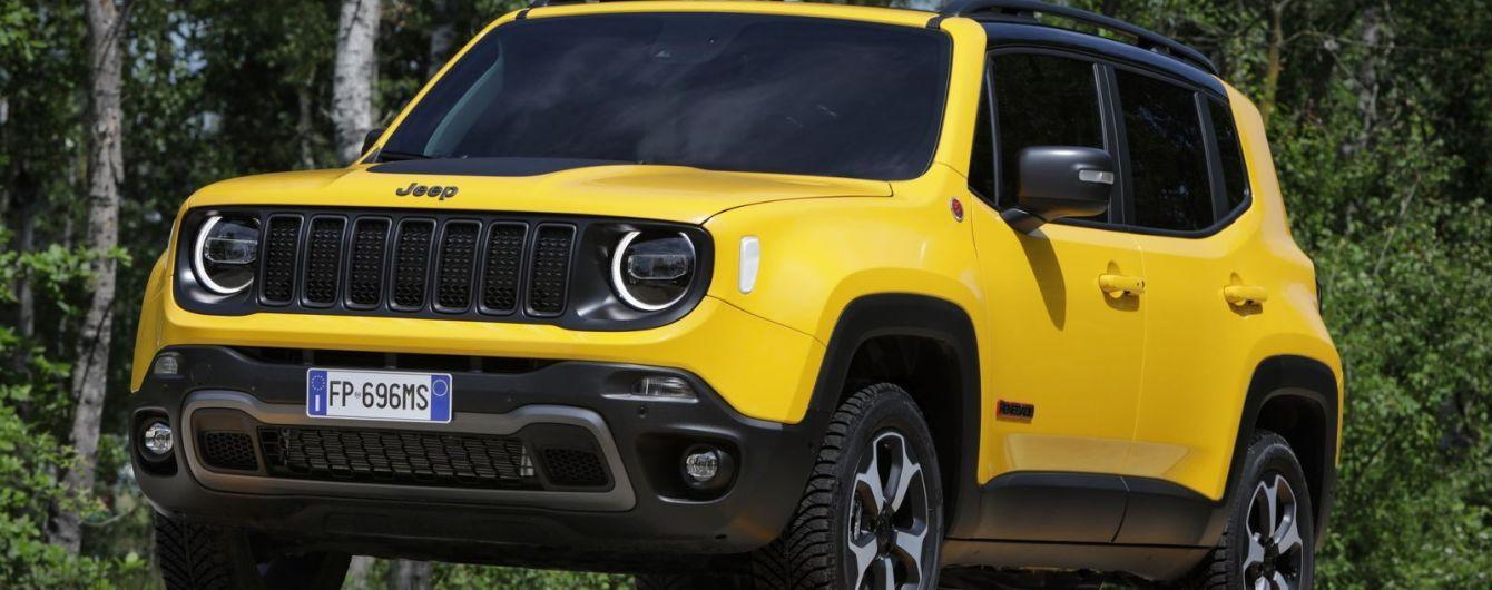 Jeep откажется от дизеля и выпустит первый гибридный внедорожник