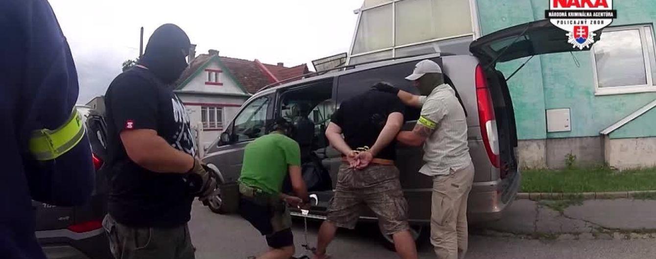 У Словаччині заявляють про затримання українського терориста