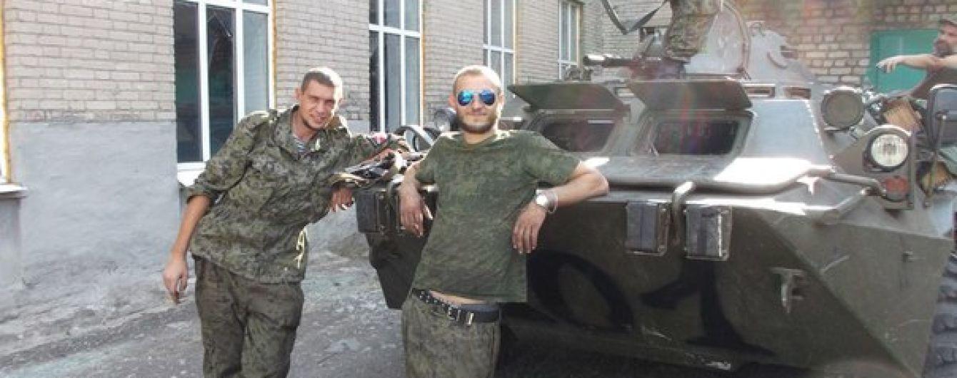 """На Донбассе погиб """"гордость золотого состава террориста """"Моторолы"""""""