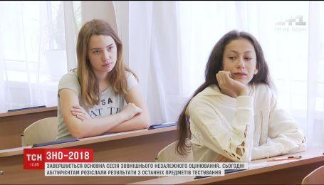 ВНО по украинскому языку и литературе не сдали 14,5% выпускников