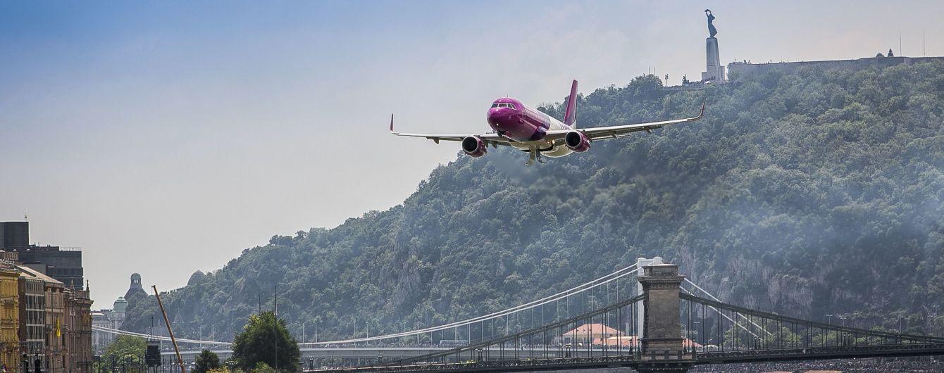 Wizz Air запускає рейси від Харкова та Львова до міст Литви, Словаччини та Польщі