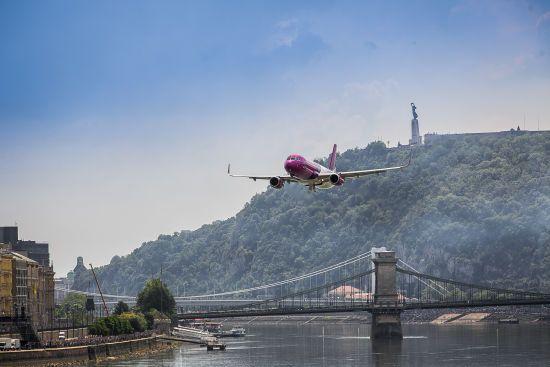 Wizz Air відкриває три нові маршрути з України