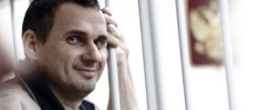 У Росії спростували інформацію про примусове годування Сенцова