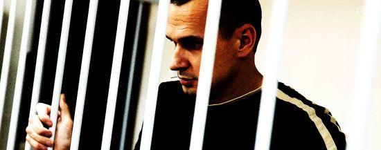 """""""Я звик перемагати"""". Сенцов написав нового листа із російської в'язниці"""
