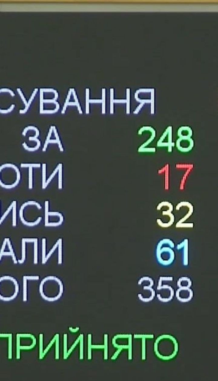 Крок назустріч НАТО. Верховна Рада ухвалила Закон про національну безпеку та оборону