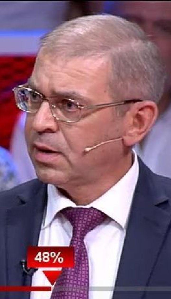 """Пашинський: постачання """"Джавелінів"""" – це лише аванс Україні"""