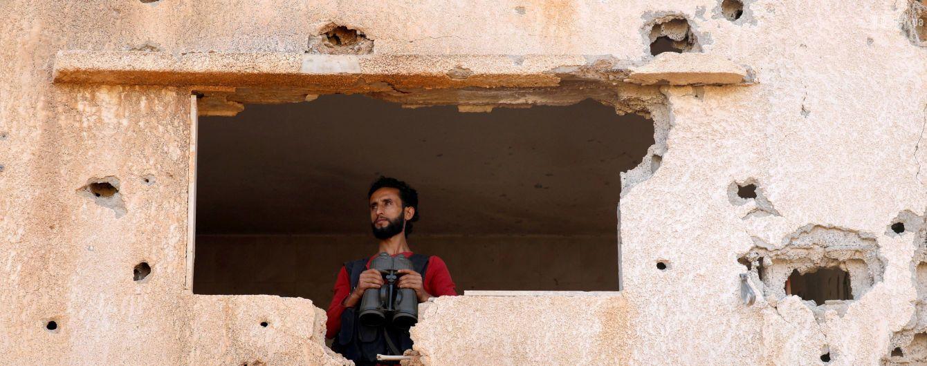 Повстанцы в Сирии объявили о провале мирных переговоров с Россией