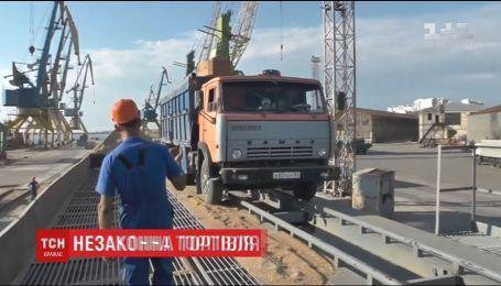 Власть оккупированного Россией Крыма торгует продовольствием с режимом Асада