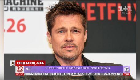 Брэд Питт запретил детям сниматься в кино с Анджелиной Джоли