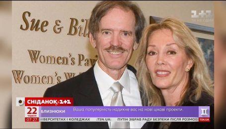 Мільярдер Білл Ґросс вигнав дружину з дому за допомогою аерозолів з огидними запахами