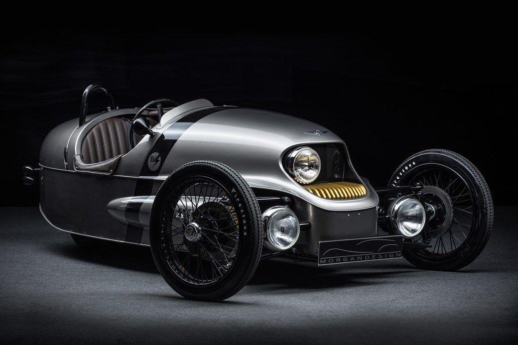 Morgan EV3 Electric