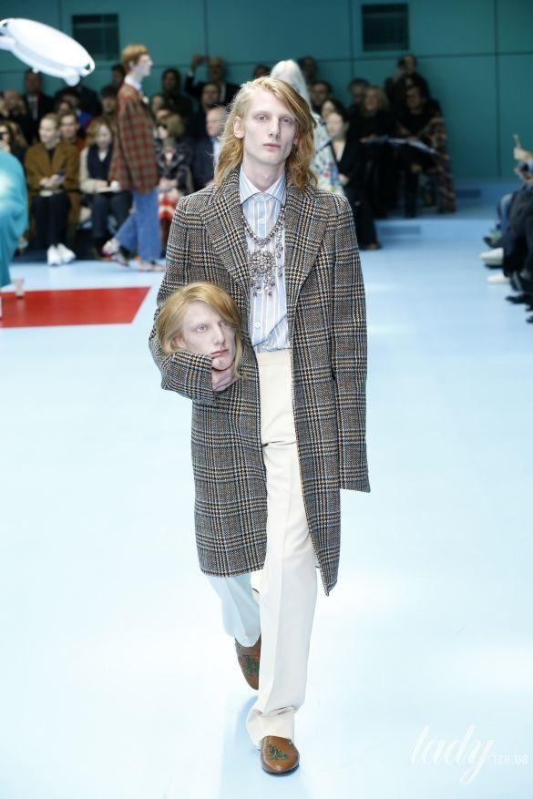 Коллекция Gucci прет-а-порте сезона осень-зима 2018-2019_6