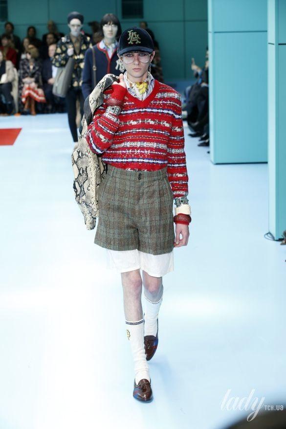 Коллекция Gucci прет-а-порте сезона осень-зима 2018-2019_15