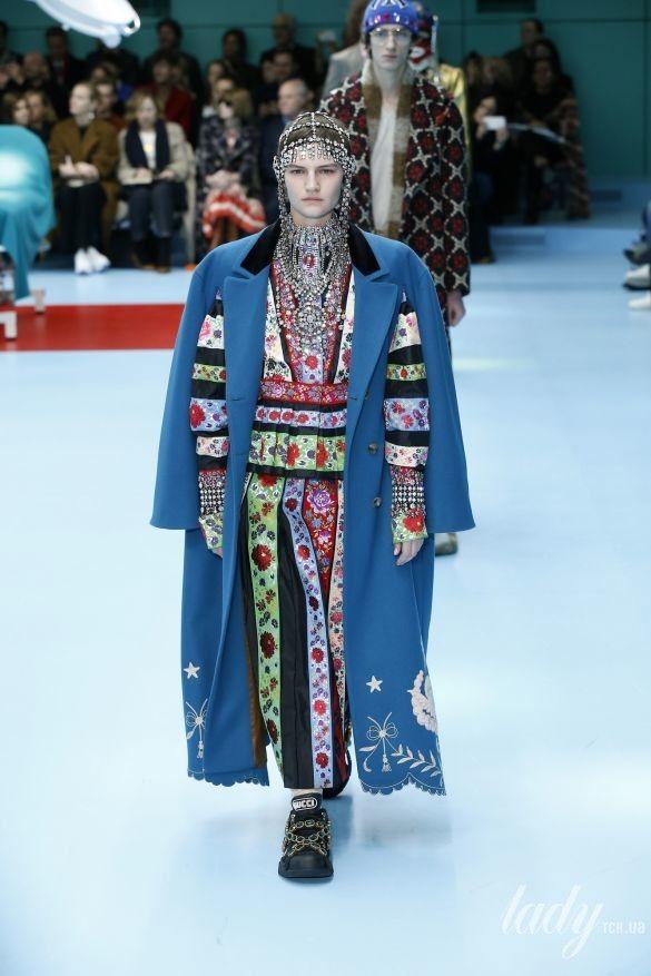 Коллекция Gucci прет-а-порте сезона осень-зима 2018-2019_36