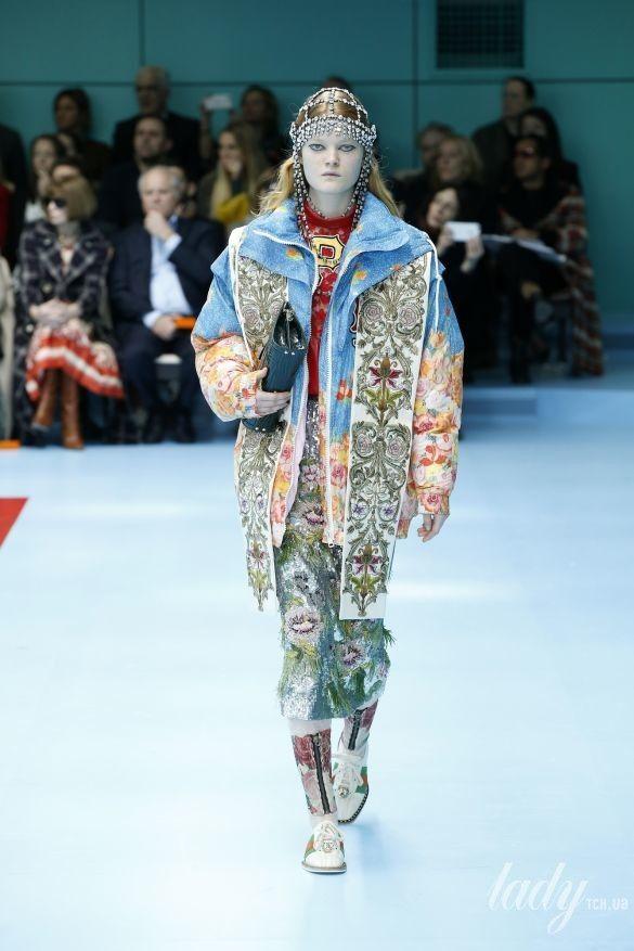 Коллекция Gucci прет-а-порте сезона осень-зима 2018-2019_34