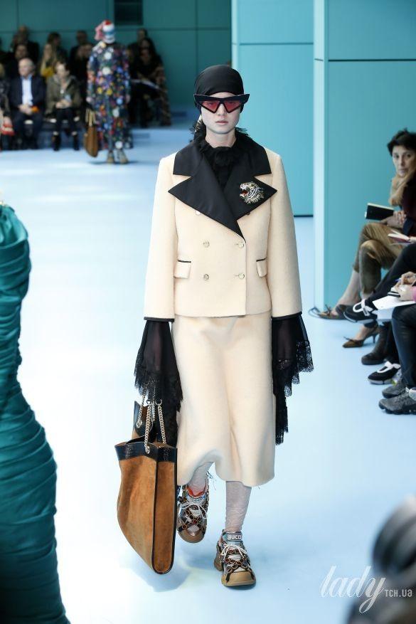 Коллекция Gucci прет-а-порте сезона осень-зима 2018-2019_46