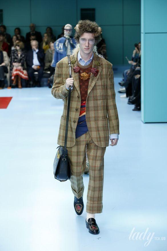 Коллекция Gucci прет-а-порте сезона осень-зима 2018-2019_66