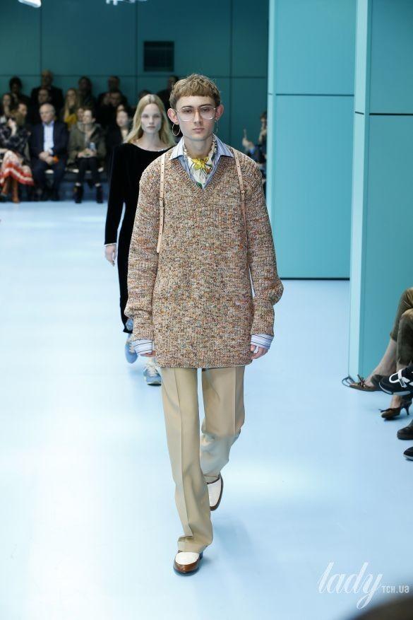 Коллекция Gucci прет-а-порте сезона осень-зима 2018-2019_57
