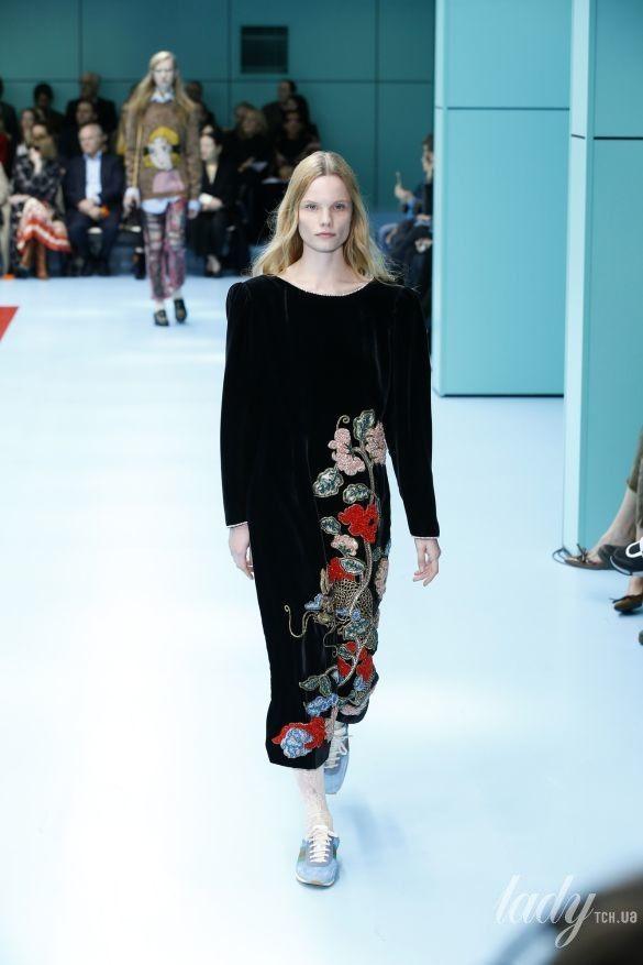 Коллекция Gucci прет-а-порте сезона осень-зима 2018-2019_58