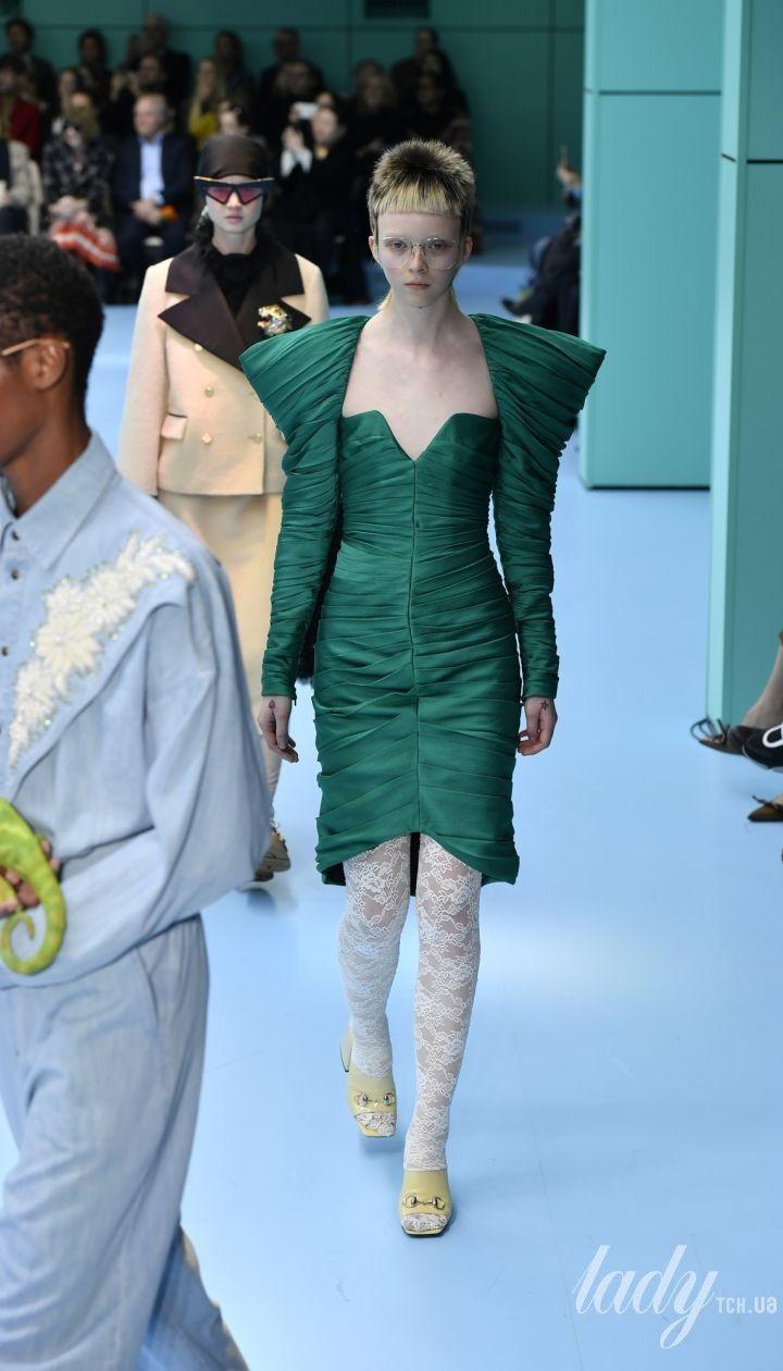 Коллекция Gucci прет-а-порте сезона осень-зима 2018-2019 @ East News