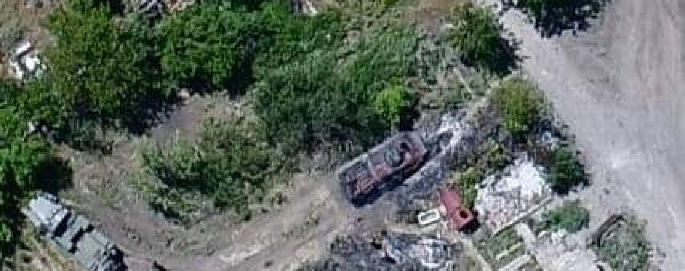 """На Донбассе """"третья сила"""" уничтожила троих командиров террористов и несколько единиц военной техники"""