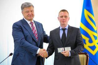 Аналитический ум и знает Донбасс. Порошенко представил нового главу Донецкой администрации