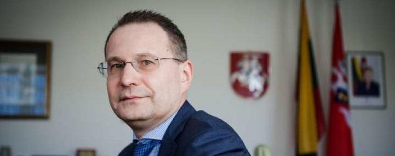 В центре Киева обокрали председателя Конституционного суда Литвы — источник