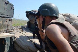 Ситуация на Донбассе: боевики 12 раз нарушили режим тишины, один военный ранен