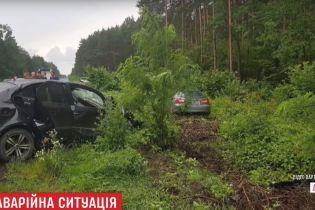 ДТП с белорусами на Львовщине: одна из пострадавших скончалась