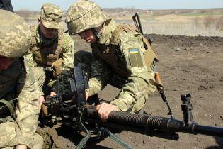 Бойовики 34 рази обстріляли українських військових. Четверо бійців поранено