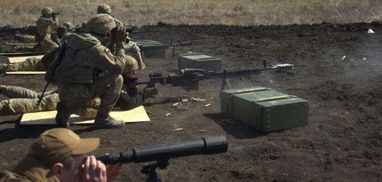 Десятки обстрілів та двоє загиблих воїнів. Доба у зоні ООС