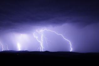 Синоптики оголосили штормове попередження у Києві та області
