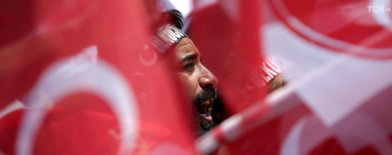 В Туреччині відреагували на санкції Євросоюзу