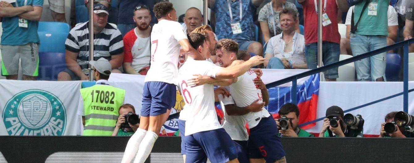 ЧС-2018: Англія відвантажила шість голів Панамі та впевнено вийшла до плей-оф, Кейн оформив хет-трик