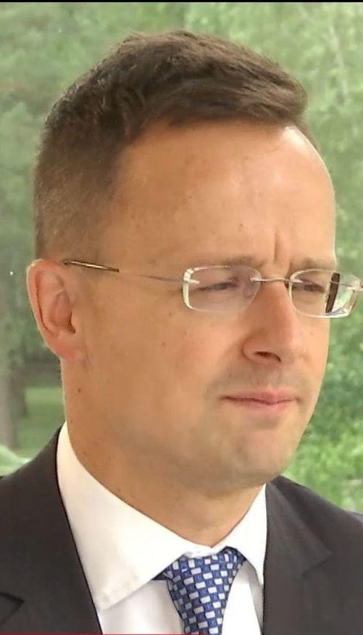 """""""Якщо ви воюєте з Росією, чому кривдите нас"""": ексклюзивне інтерв'ю головного дипломата Угорщини"""