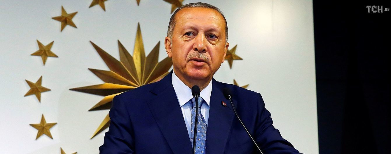 Ердоган планує запросити на саміт щодо Сирії очільників Франції, Німеччини і РФ