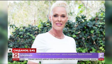 54-летняя Бриджит Нильсен родила дочь