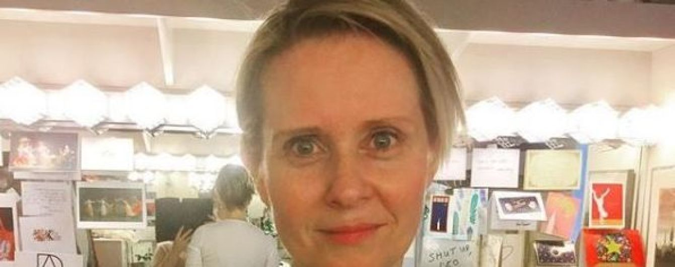 """Звезда сериала """"Секс в большом городе"""" Синтия Никсон показала своего ребенка-трансгендера"""