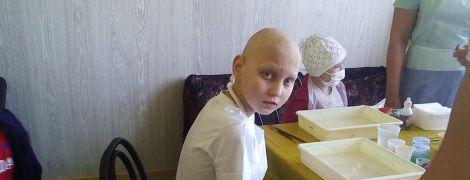 Тисячі гривень не вистачає Дмитрику на лікування