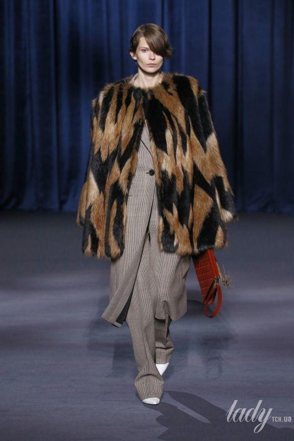 Коллеекция Givenchy прет-а-порте сезона осень-зима 2018-2019_4