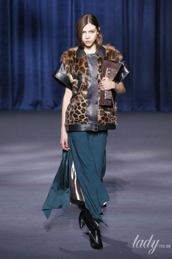 Коллеекция Givenchy прет-а-порте сезона осень-зима 2018-2019_29