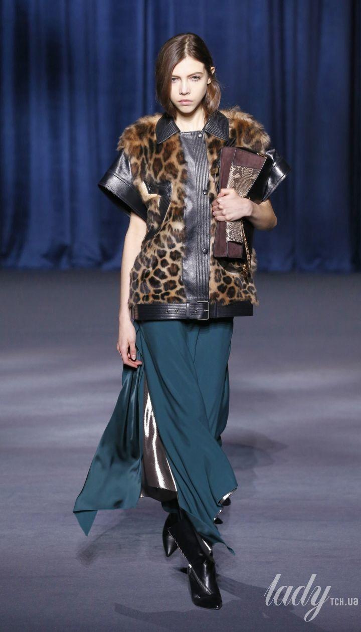 Коллеекция Givenchy прет-а-порте сезона осень-зима 2018-2019