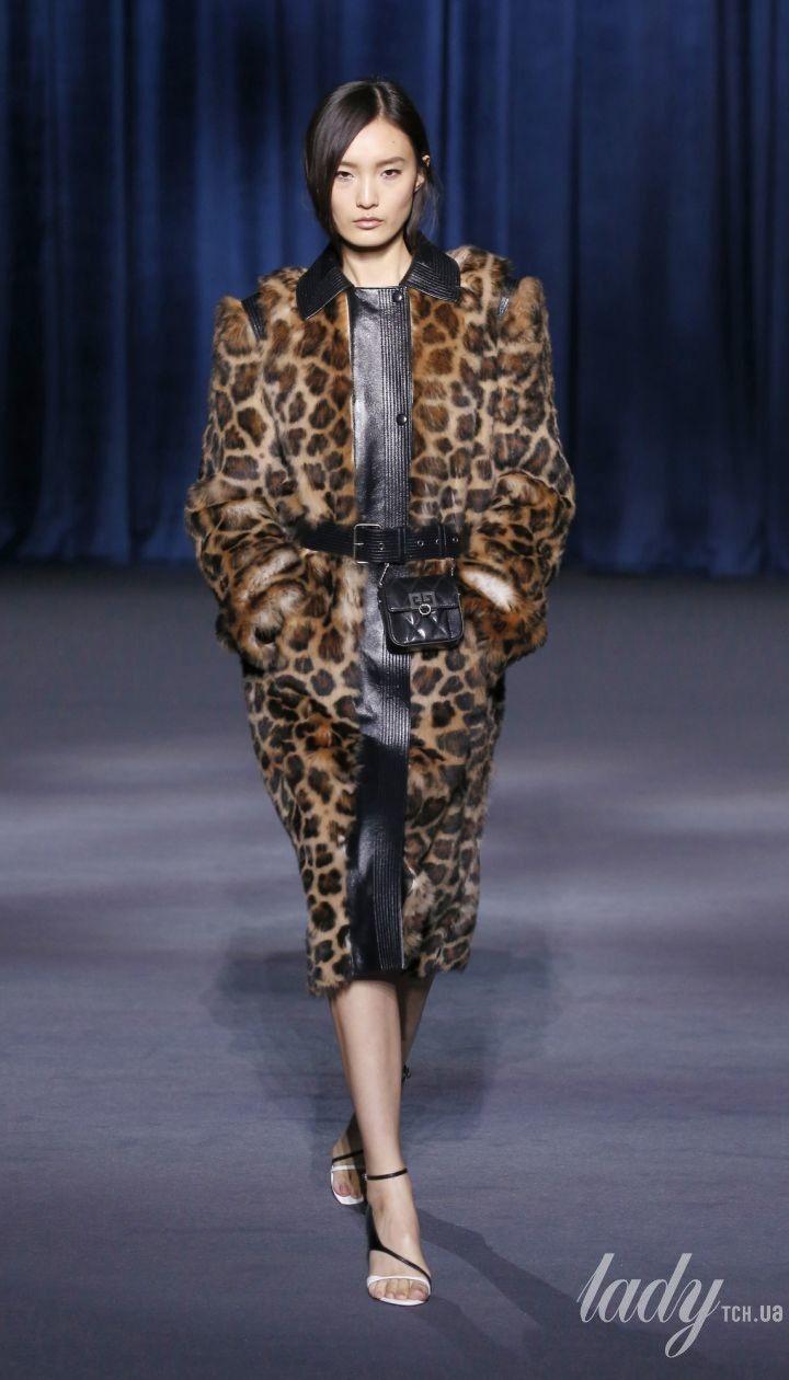 Коллеекция Givenchy прет-а-порте сезону осінь-зима 2018-2019