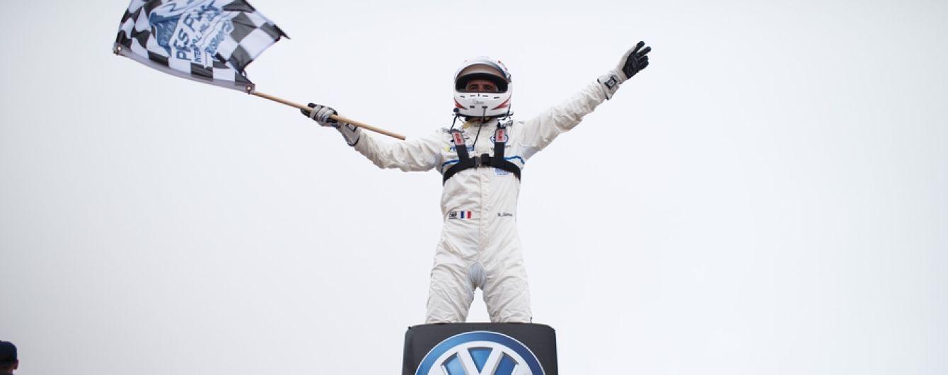 Прототип Volkswagen установил новый рекорд в гонке Pikes Peak